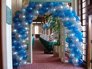 Toronto Balloon Decorations | Balloon Arches and Pillars | Balloon