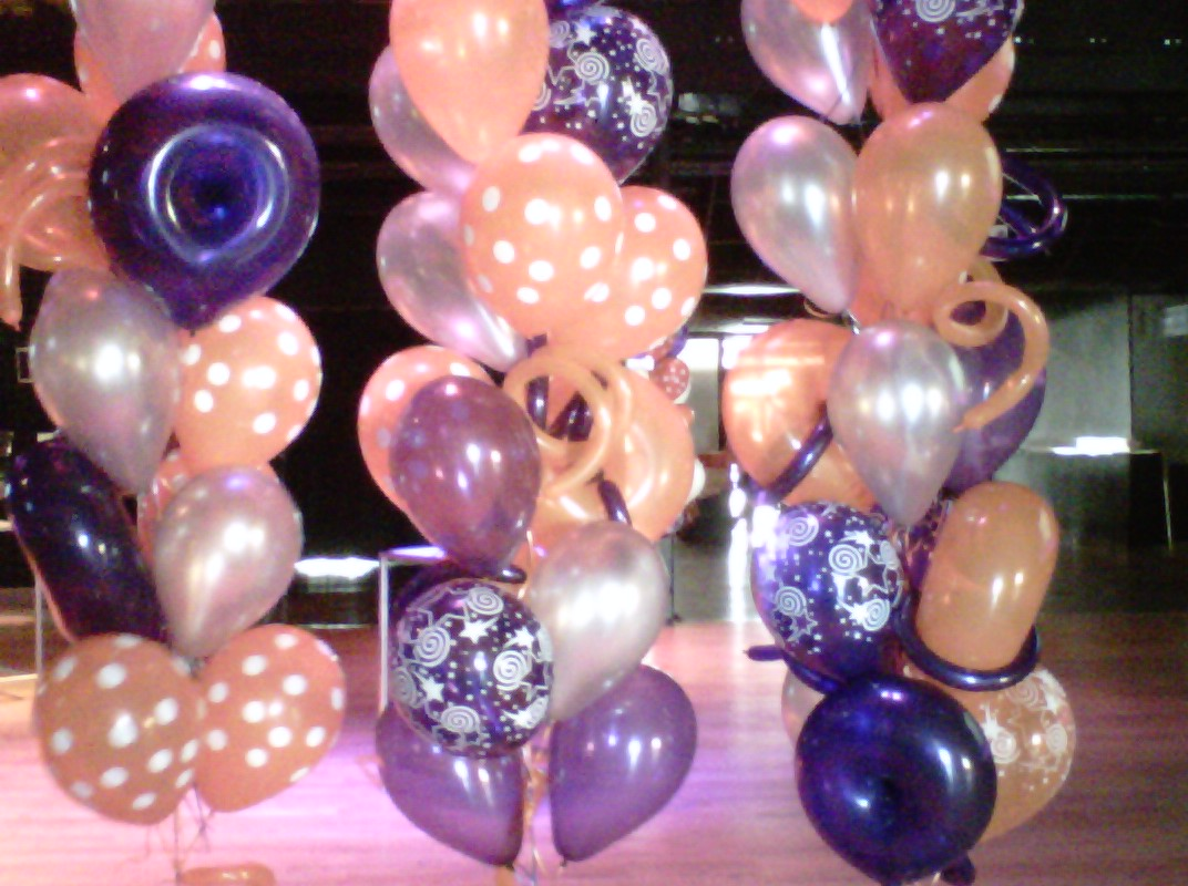balloon bouquets funky