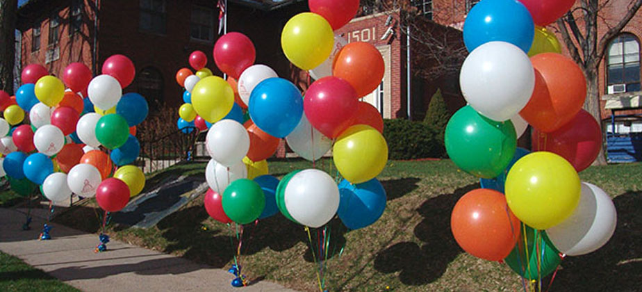 Balloon Ideas | Balloon Celebrations Tops in Toronto Balloons