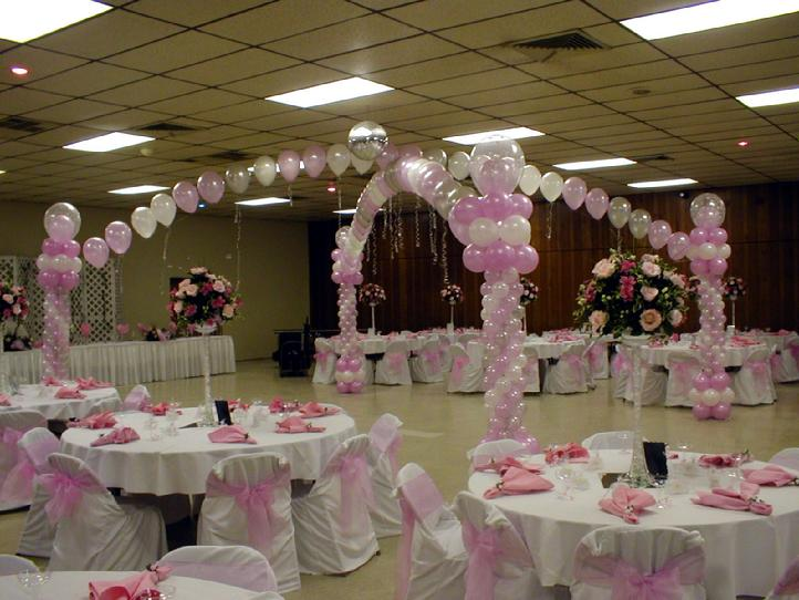 Amazing Wedding Shower Balloon Decorations 722 x 542 · 64 kB · jpeg
