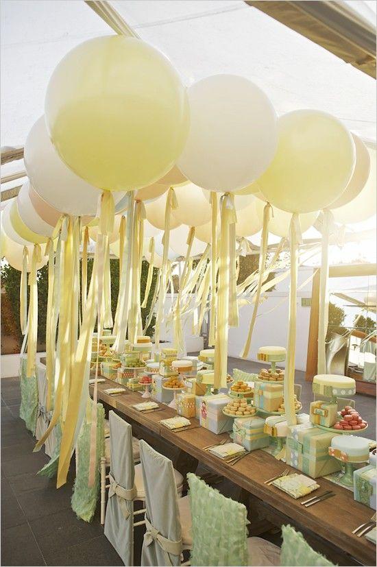 Balloon Ceiling Decorations – Balloon Celebrations Toronto