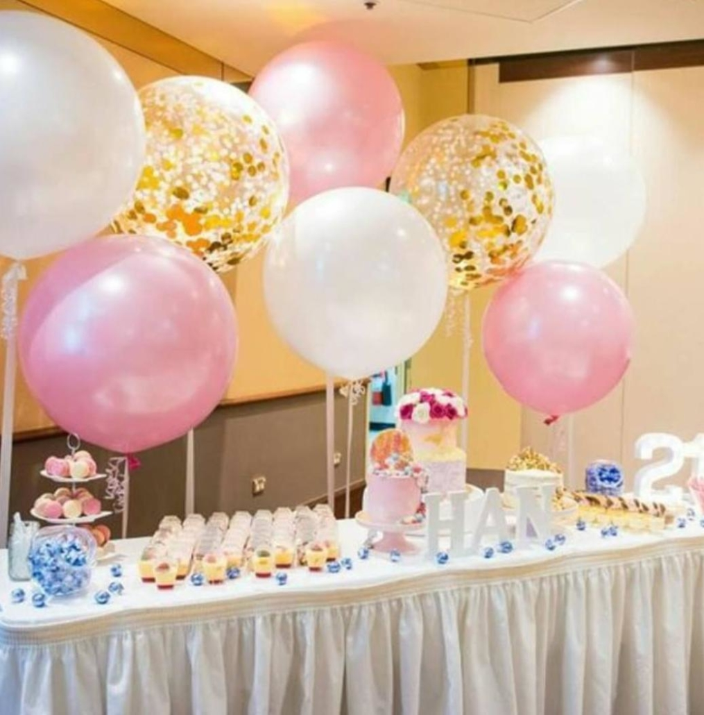 Balloon Decorations Special Events