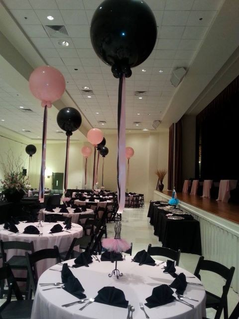Balloon Centerpieces Balloon Celebrations Toronto